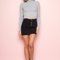 Crosby Denim Skirt - Skirts - Bottoms - Clothing