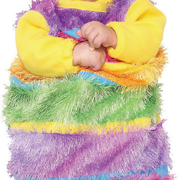 infant costume: baby wiggle worm   0m-3m