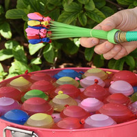 Magic Water Balloon Fillers - 111 Piece Set