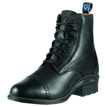 Ariat Womens Performer Pro VX Paddock Boot - Black