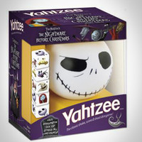 'Nightmare Before Christmas' Travel-Size Yahtzee Game