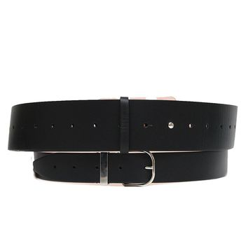 balenciaga buckle wide double leather waist belt 311916 size 80 cm 32 in 2