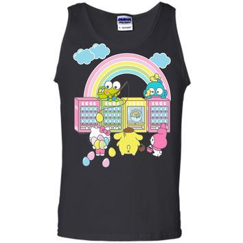 Hello Sanrio Spring Easter Friends Tee Shirt Tank Top