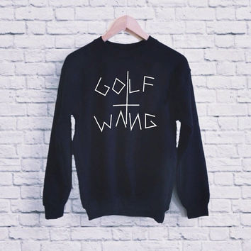 Golf Wang UNISEX SWEATSHIRT heppy fit & sizing