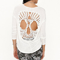 Nollie Skull Back Top at PacSun.com