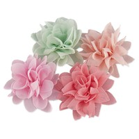 Bond & Co. Chiffon Flower Dog Bow Pack | Petco Store