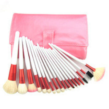 18-pcs Make-up Brush Set = 4831030852