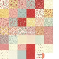 Printemps Fat Quarter Bundle by 3 Sisters for Moda Fabrics