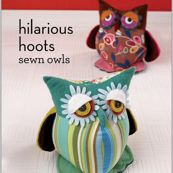 Hilarious Hoots Sewing Pattern Download