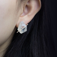 Lucid Rock Earrings - M