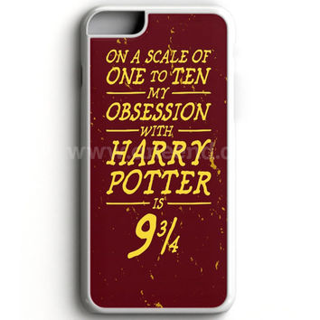 Harry Potter Movie Poster Barely There iPhone 7 Case | aneend