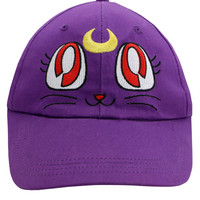 LUNA BASEBALL HAT - Purple