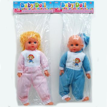 """17"""" baby doll Case of 24"""