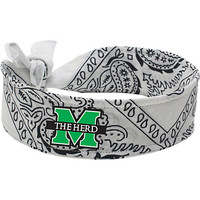 Marshall University Thundering Herd Bandana Headband