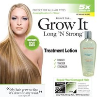 Want Longer Hair? Want Stronger Ha...