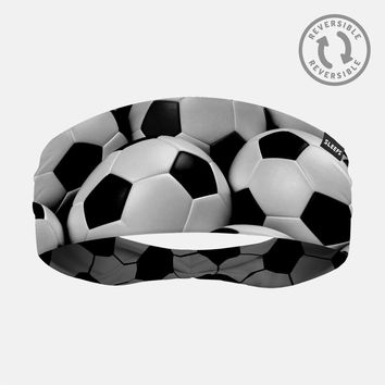 Soccer Doublesided Headband