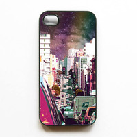 Iphone Case Surreal SF Nights San Francisco by SSCphotographycases