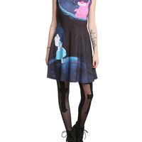 Disney Alice In Wonderland Cheshire Cat Dress