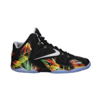 Nike LeBron 11 Men's Basketball Shoes - Black