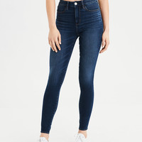 The Dream Jean Super High-Waisted Jegging, Royal Blue
