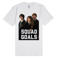Harry Potter: Squad Goals