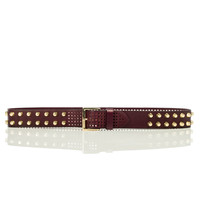 Double Studded Hip Belt