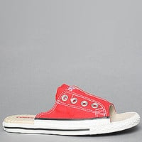 The Chuck Taylor All Star Cut Away Sandal in Varsity Red