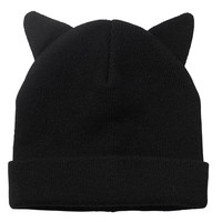 Monki | Winter accessories | Ruby Hat Ears