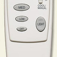 0-007826>Quorum Ceiling Fan Remote White
