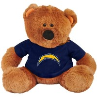 San Diego Chargers Traditional Plush Bear - Navy Blue
