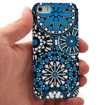 iPhone 6 case Mandala circles iphone 6 plus case iPhone 5S case mandala Samsung galaxy s6 case Galaxy note 3 galaxy note 4 galaxy  S5 case