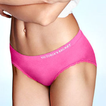Seamless Little High-Leg Brief Panty - Body by Victoria - Victoria's Secret