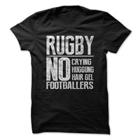 Rugby No Crying Huggung H