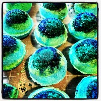 420 Buzzy Mermaid Bath Bombs 1000 mg