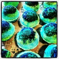 MJA Buzzy Mermaid Bath Bombs