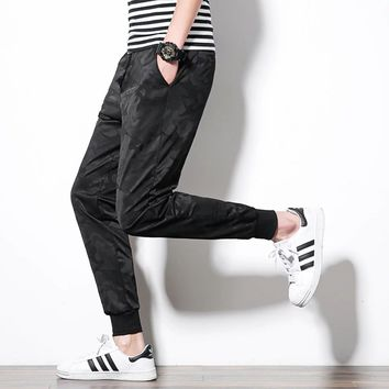 Men Camouflage Casual Summer Pants [10809529091]