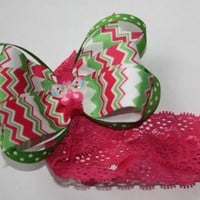 Butterfly Boutique Bow from D. Rix Creations