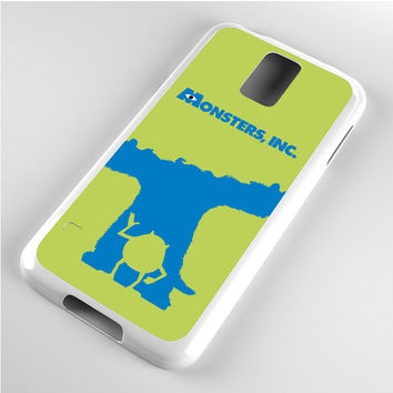 Monster Inc Sulley & Mike Samsung Galaxy S5 Case