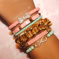 Glamorous Princess Arm Candy Set