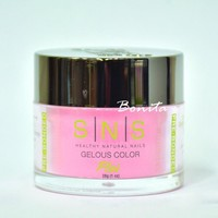 SNS Gelous Color Dipping Powder No Liquid, No Primer, No UV Light BOS05 1 oz
