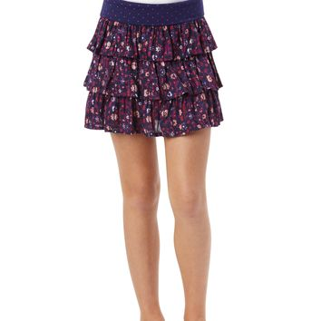 Roxy - Girls 7-14 Pinwheel Skirt