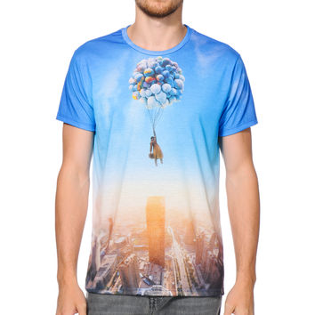 Imaginary Foundation Air Born Sublimated Tee Shirt at Zumiez : PDP