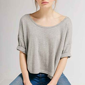 Project Social T Marina Cropped Top-