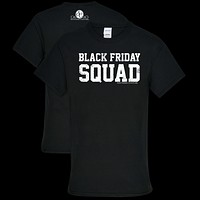 Southern Couture Soft Collection Black Friday Squad T-Shirt
