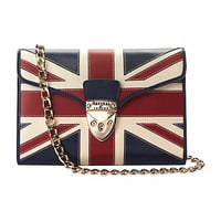 Buy Aspinal of London Manhattan Clutch Handbag, Brit online at John Lewis