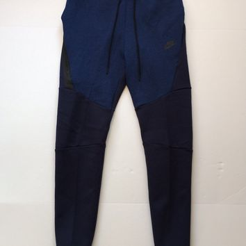 KUYOU Nike Sportswear Tech Fleece Jogger Pants Obsidian Heather 805162-453