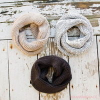 Remaining Neutral Infinity Scarves