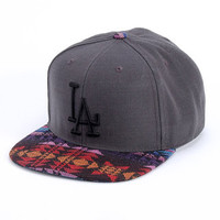 Los Angeles Dodgers 58 Dark Matter Hat