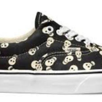 Vans Men's Van Doren Era Sneakers ~ Repeat skull