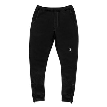 6 GOD CONTRAST STITCH SWEATPANTS | October's Very Own